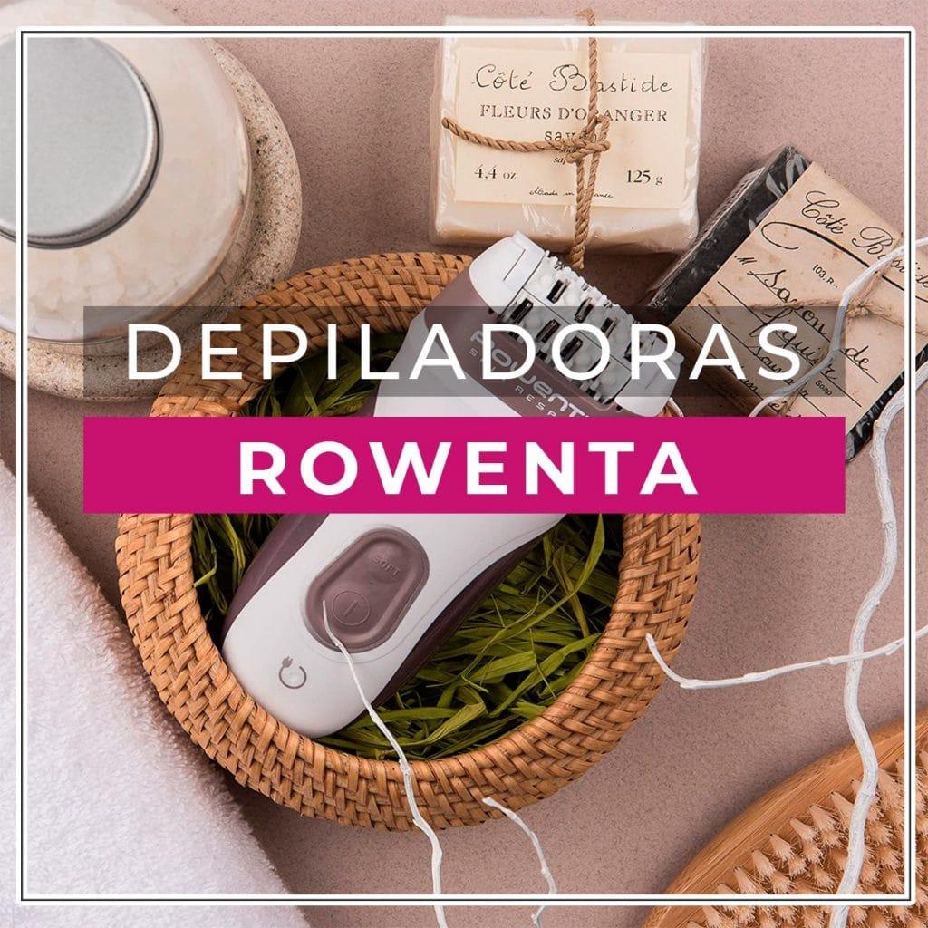 Depiladora Rowenta