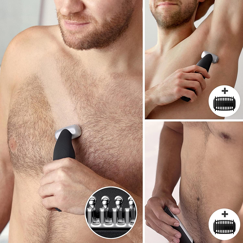 zonas depiladora corporal