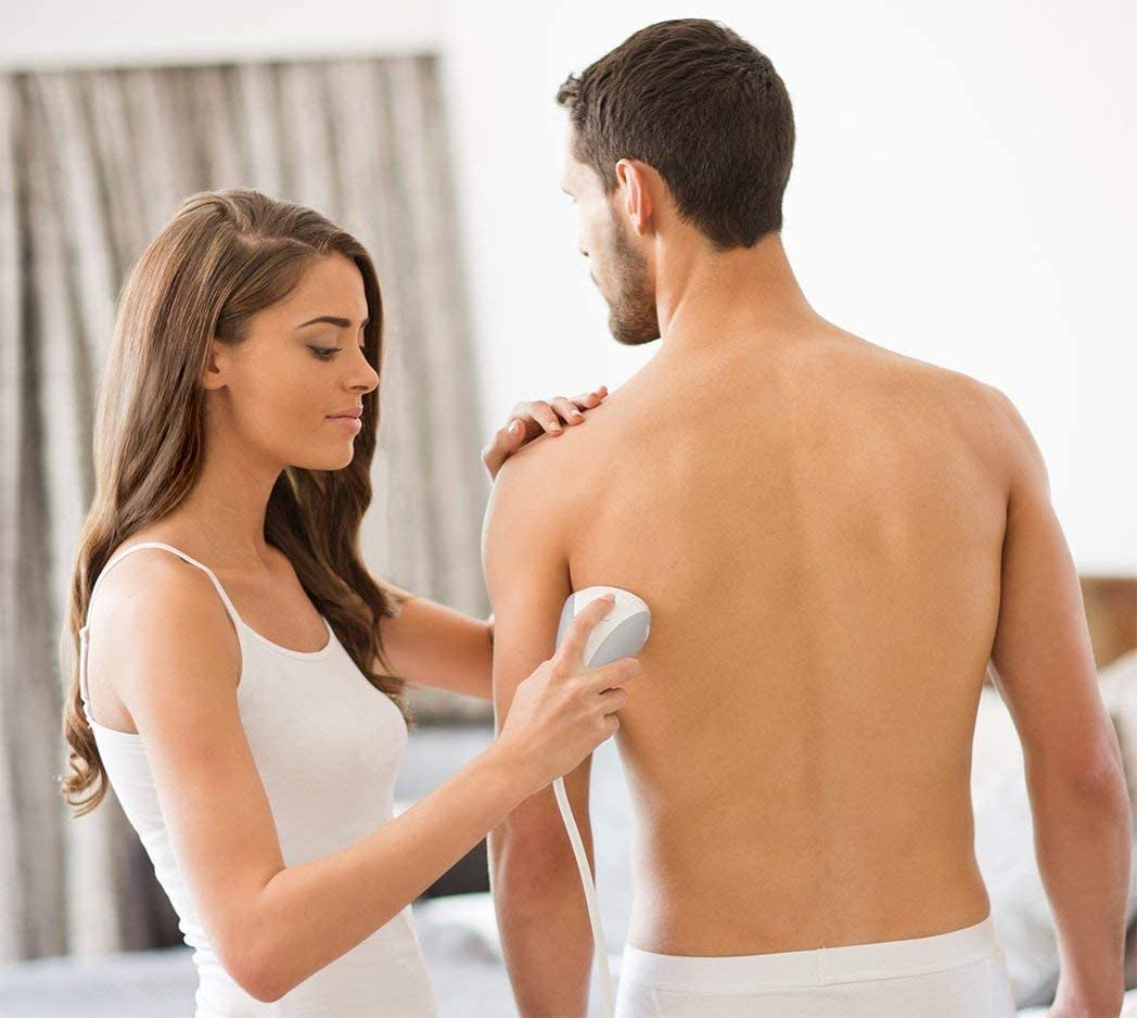 depilación laser en espalda